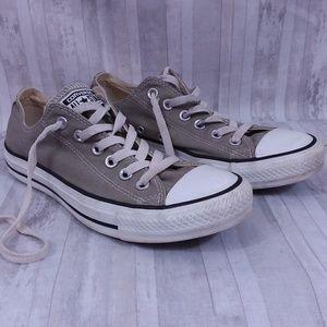 Converse Gray All Stars size M6/W8